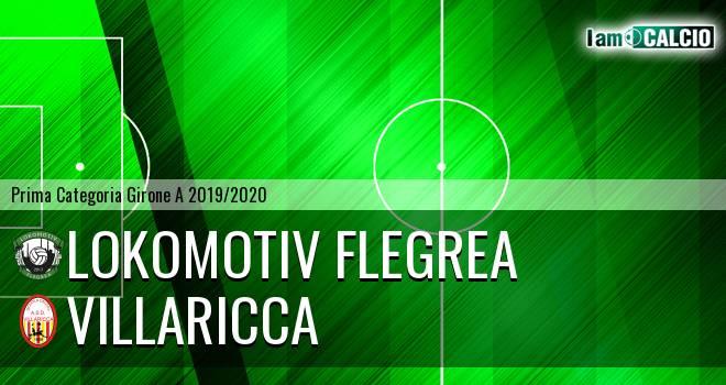 Lokomotiv Flegrea - Villaricca