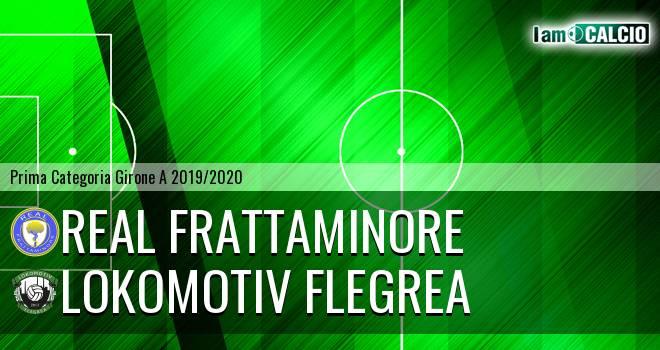 Vis Frattaminorese - Lokomotiv Flegrea