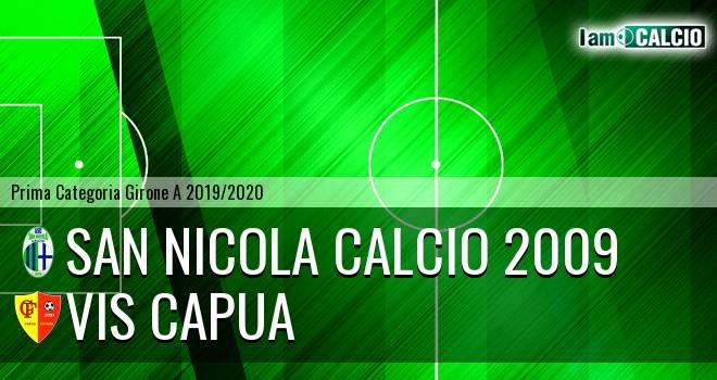 San Nicola Calcio 2009 - Vis Capua
