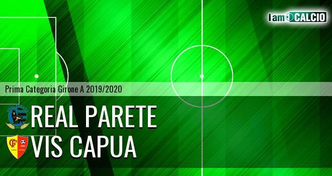 Real Parete - Vis Capua