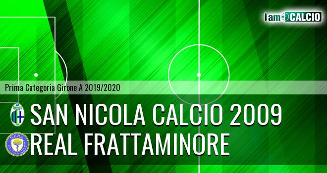 San Nicola Calcio 2009 - Vis Frattaminorese