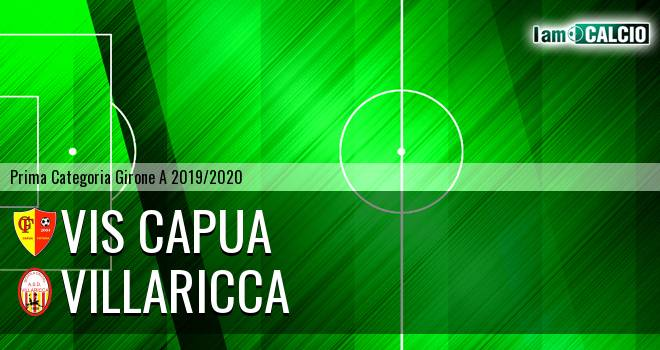 Vis Capua - Villaricca