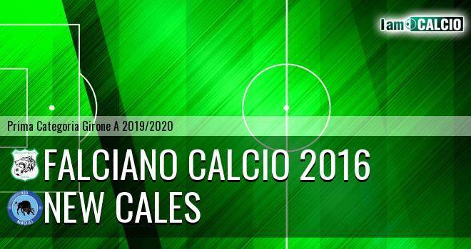Falciano Calcio 2016 - New Cales