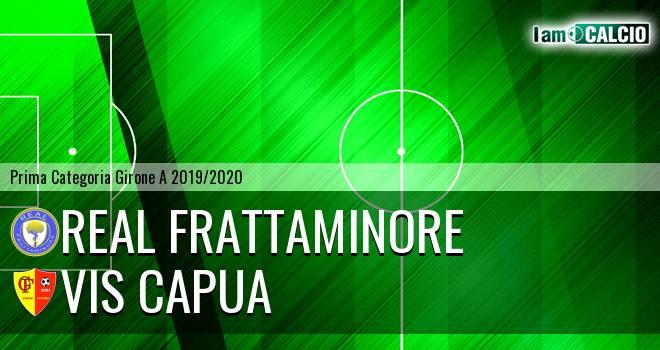 Vis Frattaminorese - Vis Capua