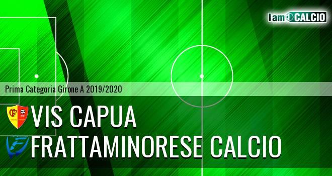 Vis Capua - Frattaminorese Calcio