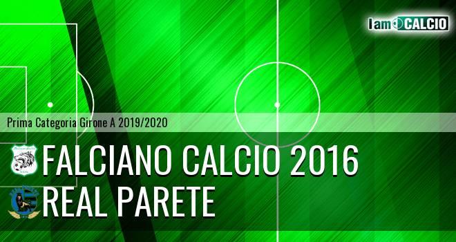 Falciano Calcio 2016 - Virtus Liburia Parete