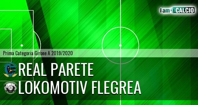 Virtus Liburia Parete - Lokomotiv Flegrea
