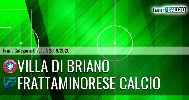 Casal di Principe - Frattaminorese Calcio