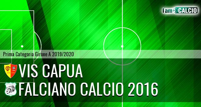 Vis Capua - Falciano Calcio 2016