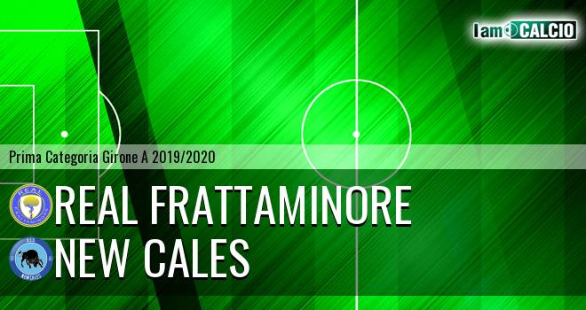 Vis Frattaminorese - New Cales