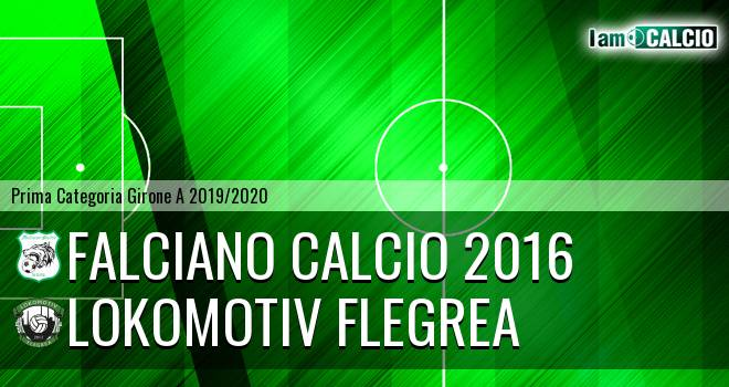 Falciano Calcio 2016 - Lokomotiv Flegrea