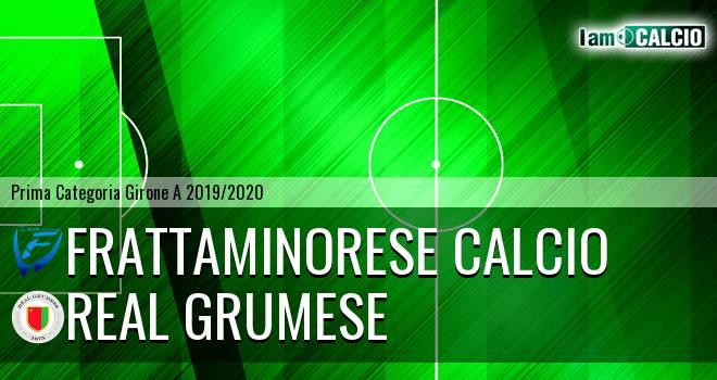 Frattaminorese Calcio - Real Grumese