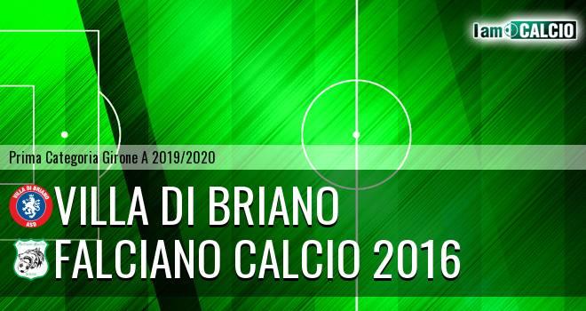Casal di Principe - Falciano Calcio 2016
