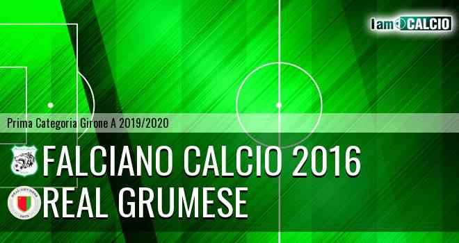 Falciano Calcio 2016 - Real Grumese