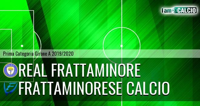 Vis Frattaminorese - Frattaminorese Calcio