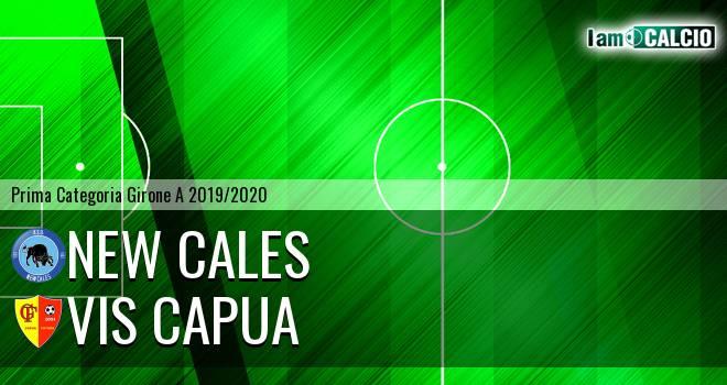 New Cales - Vis Capua