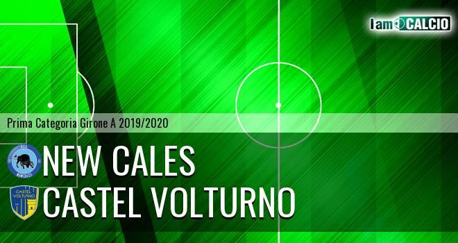 New Cales - Castel Volturno
