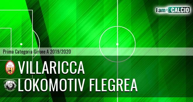 Villaricca - Lokomotiv Flegrea