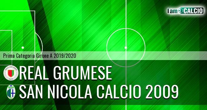 Real Grumese - San Nicola Calcio 2009