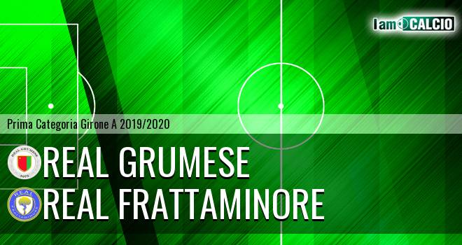 Real Grumese - Vis Frattaminorese