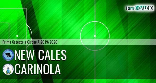 New Cales - Carinola