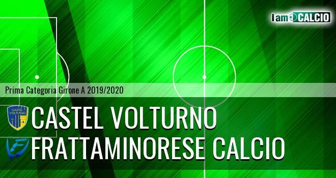 Castel Volturno - Frattaminorese Calcio