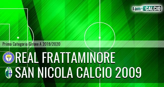 Vis Frattaminorese - San Nicola Calcio 2009