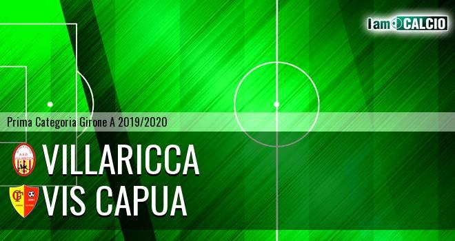 Villaricca - Vis Capua