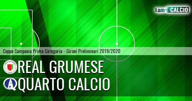 Real Grumese - Quarto Calcio
