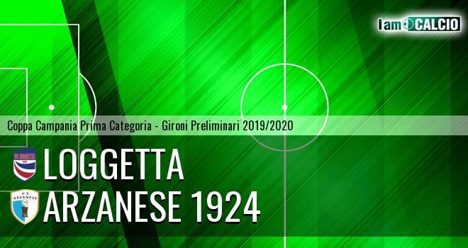 Loggetta - Arzanese 1924