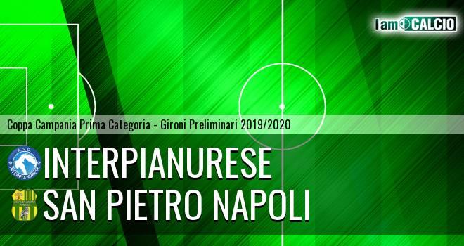 Interpianurese - San Pietro Napoli
