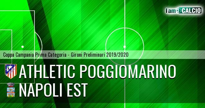 Athletic Poggiomarino - Napoli Est