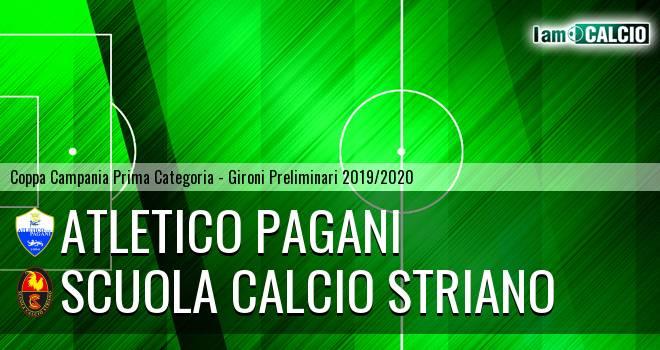 Atletico Pagani - Scuola Calcio Striano