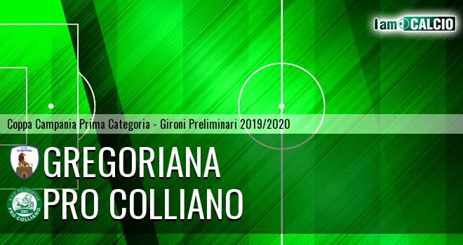 Gregoriana - Pro Colliano