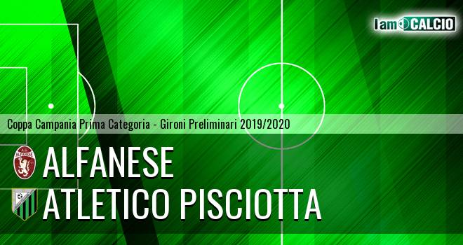 Alfanese - Atletico Pisciotta