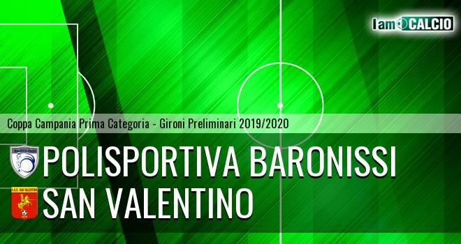 Polisportiva Baronissi - San Valentino