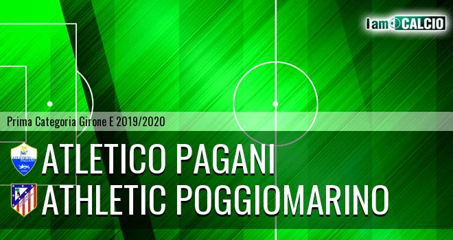 Atletico Pagani - Athletic Poggiomarino