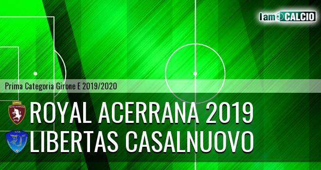 Royal Acerrana 2019 - Libertas Casalnuovo