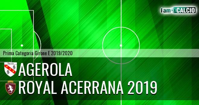 Agerola - Royal Acerrana 2019
