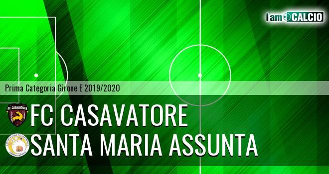 FC Casavatore - Santa Maria Assunta