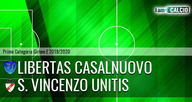 Libertas Casalnuovo - S. Vincenzo Unitis