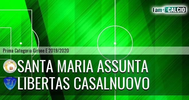 Santa Maria Assunta - Libertas Casalnuovo