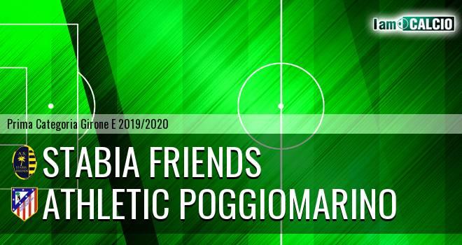 Stabia friends - Athletic Poggiomarino