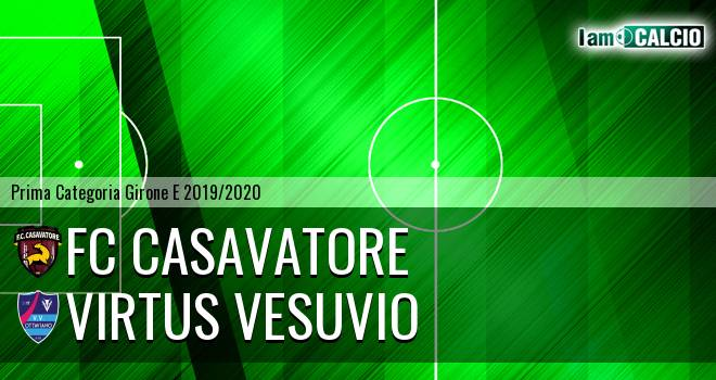 FC Casavatore - Virtus Vesuvio