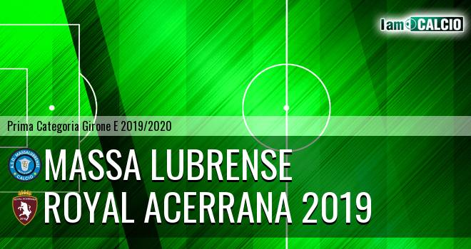 Massa Lubrense - Royal Acerrana 2019