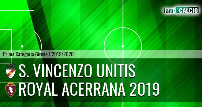 S. Vincenzo Unitis - Royal Acerrana 2019