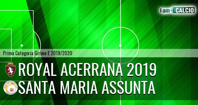 Royal Acerrana 2019 - Santa Maria Assunta
