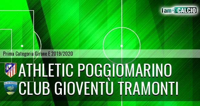 Athletic Poggiomarino - Club Gioventù Tramonti