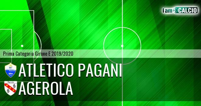Atletico Pagani - Agerola