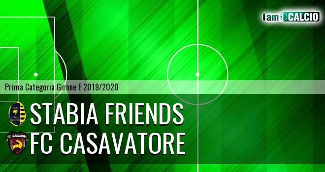 Stabia friends - FC Casavatore